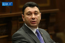 """Sharmazanov describes today's voting """"most shameful in independent Armenia's history,"""" calls to responsibility forces propagating sectarianism and sexual minorities"""