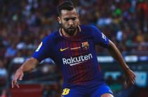 «Барселона» начала переговоры с Альбой о новом контракте