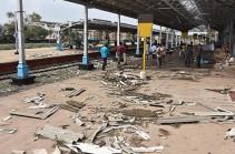 """Число жертв циклона """"Гаджа"""" в Индии выросло до 35"""