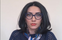 Newly presented bill by SRC to harm most insecure cluster of population: Arpine Hovhannisyan