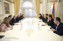 Հայաստանի և Ֆրանսիայի միջև հարաբերությունները դինամիկ զարգանում են. Փաշինյան