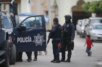 Մեքսիկայում 3 ոստիկան և Կարմիր խաչի մեկ աշխատակից է սպանվել