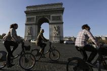 Փարիզի կենտրոնն ամբողջությամբ հանձնելու են հետիոտներին