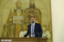 Armenian government reaches $500 million investment pledge in industry sector: Acting PM