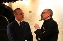 Ներկայացվեցին «Հայկական կինոյի իտալական էջերը»