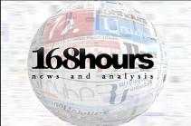 «168 Ժամ». «Պարտությունն» անցանկալի է ՀՀ իշխանությունների համար. Ալեքսանդր Ռար