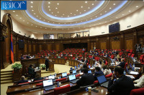 Armenian parliament approves 2019 state budget draft