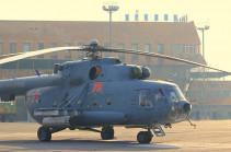 Молодые летчики армейской авиации ЮВО дали старт полетам в Армении