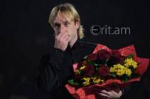 Ջերմ մթնոլորտ՝ ցուրտ դահլիճում. Հայաստանում մեկնարկեց «Ախթամար» լեգենդի համաշխարհային պրեմիերան` Եվգենի Պլյուշչենկոյի մասնակցությամբ