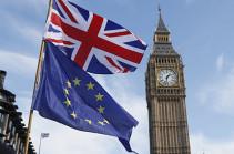 Лондон потеряет сотни миллиардов евро после Brexit