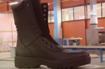 Armenian army servicemen to have new resistant boots