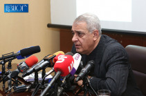 Aliyev attacks from opposite side, Pashinyan attacks Armenia and Artsakh authorities from this side: Davit Shahnazaryan