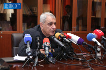 Current authorities carry out policy - power against Artsakh: Davit Shahnazaryan