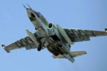 Armenian military SU-25 crashed, bodies of two pilots found