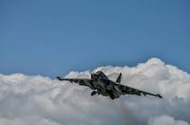 ՍՈՒ-25 ինքնաթիռի վթարի պատճառների վերաբերյալ կա մի քանի աշխատանքային վարկած. ՔԿ