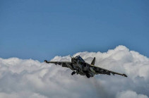 Investigative group has few working hypotheses over Armenian SU-25 military jet crash