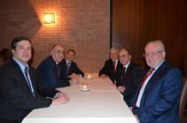 Главы МИД Армении и Азербайджана в Милане провели третью встречу