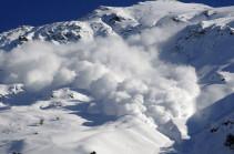 В Сисиане группа военнослужащих осталась под снежной лавиной, одного из них не удалось найти – Tert.am