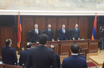 Armenian government convenes outgoing cabinet sitting in Gyumri