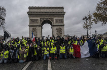 Yellow vest movement: Heavy security as France protests begin