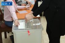 По состоянию на 11:00, проголосовало на 143 464 избирателя меньше чем на предыдущих выборах