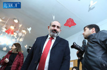 Pashinyan says no blood accusation against him voiced even during ruling of former authorities