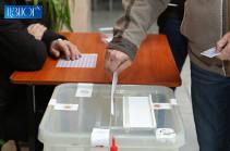 Явка на выборах в Армении по состоянию на 14:00 составила 24,53%