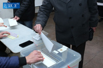 Armenian police receive 26 reports on election frauds