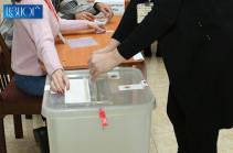 266 ընտրատեղամասի տվյալները
