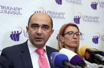 С уважением относится ко всем гражданам, которые проголосовали за Республиканскую партию и АРФ «Дашнакцутюн» – Эдмон Марукян