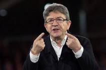 Левый французский лидер раскритиковал Макрона и пообещал продолжение протестов