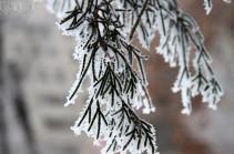 Դեկտեմբերի 12-13-ը շրջաններում սպասվում են տեղումներ և մառախուղ, լեռնային շրջաններում՝ ձյուն