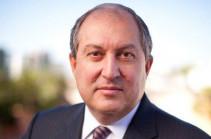 Президент Армен Саркисян примет участие в церемонии инаугурации президента Грузии