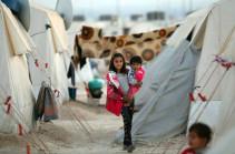 ՄԱԿ-ը 5,5 մլրդ դոլար է հատկացնելու սիրիացի փախստականների կարիքների համար