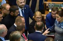 Более 20% украинцев готовы поддержать Тимошенко на президентских выборах