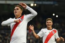 Хавбек «Ривера» Кинтеро хочет вернуться в Европу, но не в «Порту»