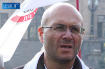 New parliament not to have real opposition: Sasna Tsrer party candidate