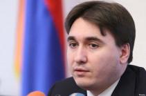 Бывшего вице-премьера Армении обвинили в содействии в свержении конституционного строя