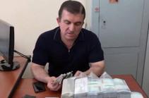 Վաչագան Ղազարյանը պատրաստ է 6 մլն դոլարի չափով դրամական միջոցները փոխանցել պետությանը