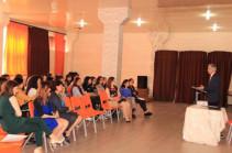 Beeline-ի և Հայաստանի Գործատուների հանրապետական միության աջակցությամբ երիտասարդներն այցելում են Հայաստանում գործող կազմակերպություններ