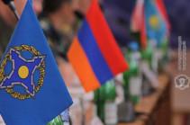 Տիրան Խաչատրյանի գլխավորած պատվիրակությունը մասնակցում է ՀԱՊԿ հավաքական անվտանգության համակարգի ուժերկատարելագործման քննարկման աշխատանքային հանդիպմանը