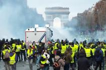 Из-за протестов во Франции перенесли матчи «Марсель» – «Бордо», «Нант» – «Монпелье» и «Ницца» – «Сент-Этьен»