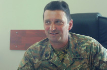 Jalal Harutyunyan appointed Artsakh's Defense Army's Chief of Staff