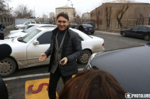 Yerevan court denies arrest petition filed against ex deputy PM Armen Gevorgyan