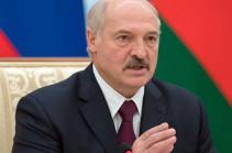 Լուկաշենկո. Սերժ Սարգսյանը հրաժարվել է Ադրբեջանին վերադարձնել 5 շրջան