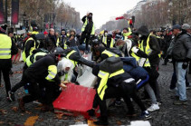 Всеобщая конфедерация труда Франции призывает увеличить число акций протеста