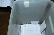 ԱԺ արտահերթ ընտրությունների ընթացքում 442 ենթադրյալ ընտրական հանցագործության դեպքերից 6-ով քրգործեր են հարուցվել