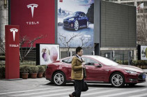 Tesla cuts China prices after tariff drop on U.S.-made cars