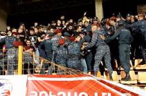 УЕФА оштрафовал Федерацию футбола Армении на 18 тысяч евро