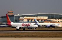 Հնդկաստանում օդանավը պայթյունի սպառնալիքի պատճառով արտակարգ վայրէջք է իրականացրել